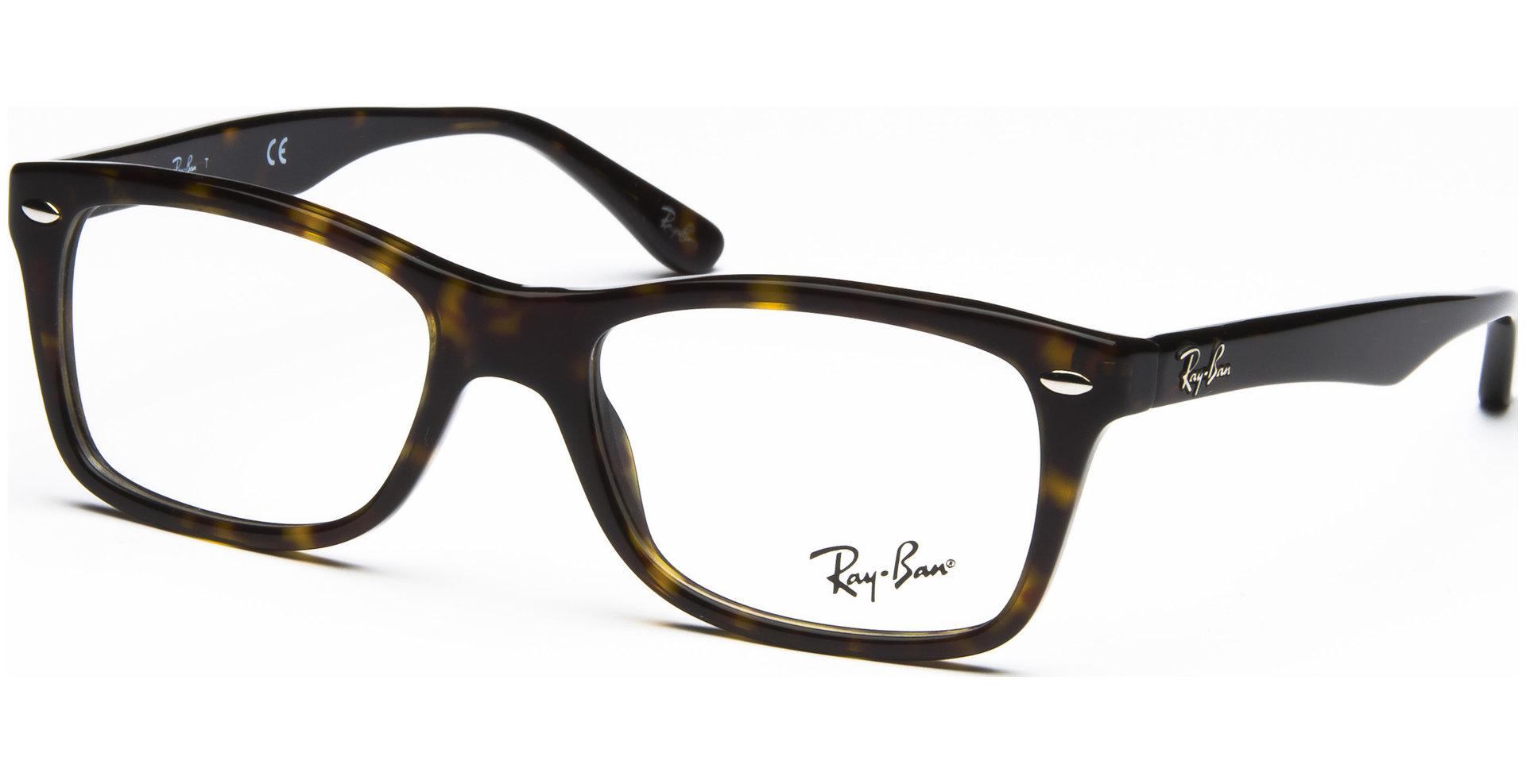 ray ban brille dark havana