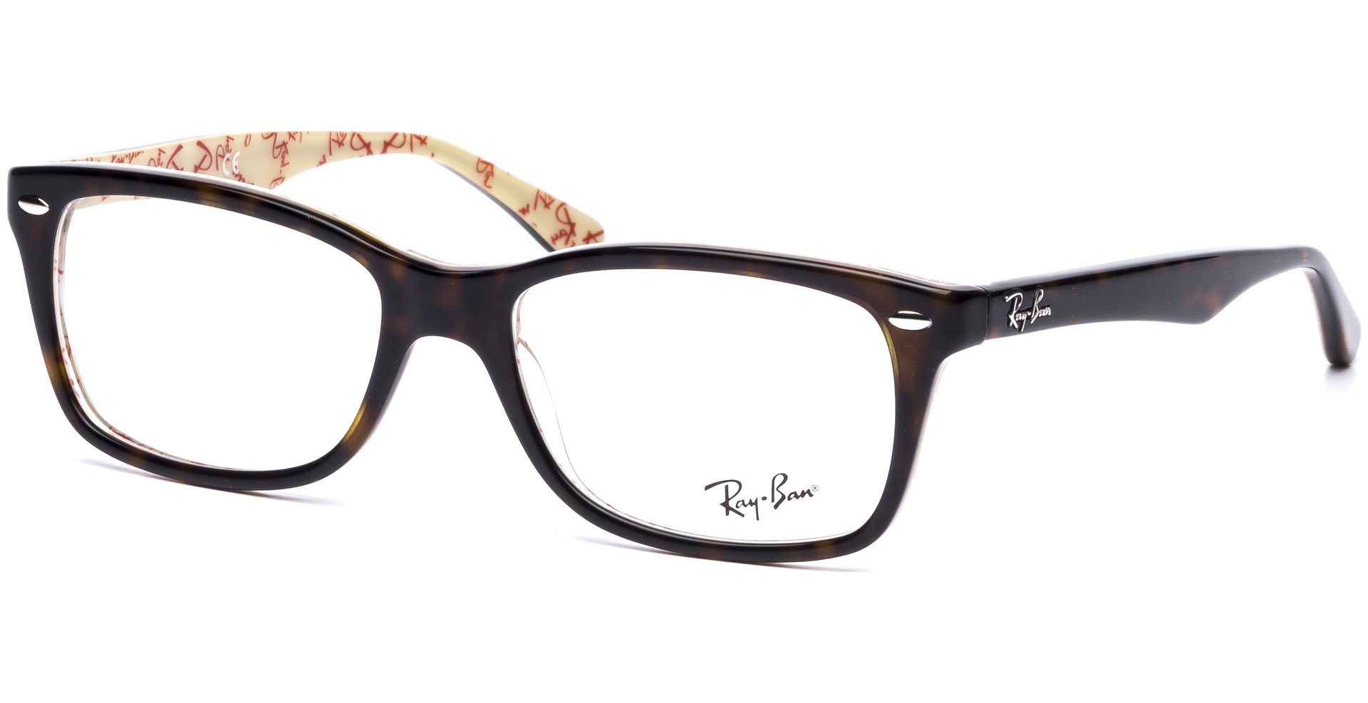 ray ban brille havanna