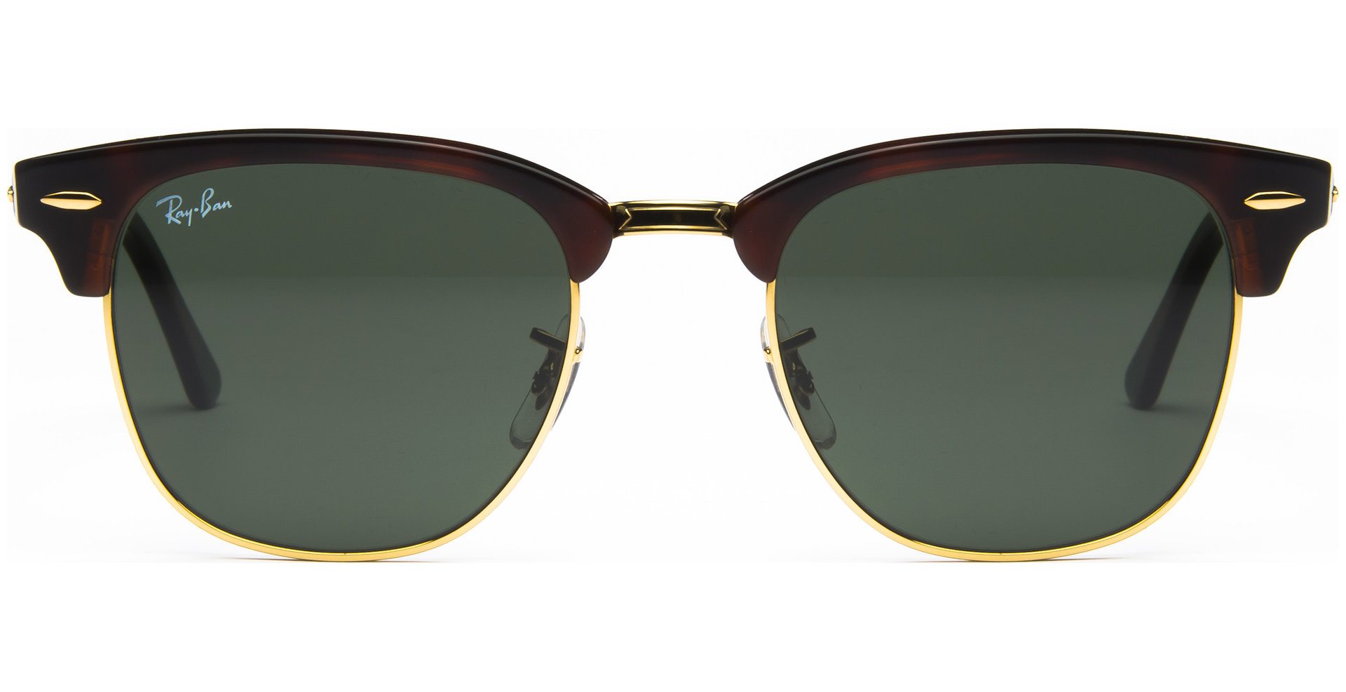 RAY-BAN RB3016 W0366 51 Tortoise / Crystal Green VfYOr6O