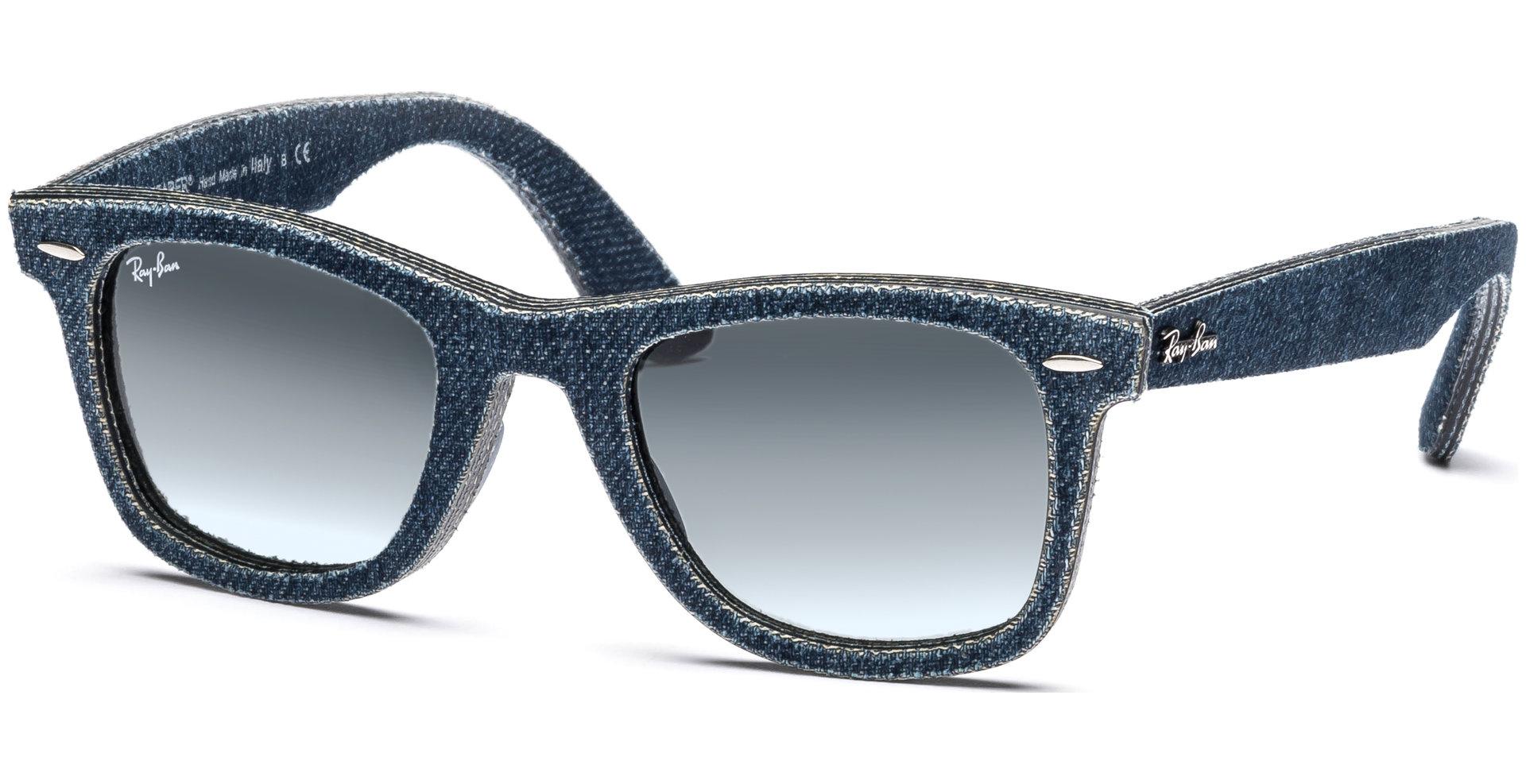ray ban denim wayfarer 2140 116371 5022 jeans grey. Black Bedroom Furniture Sets. Home Design Ideas