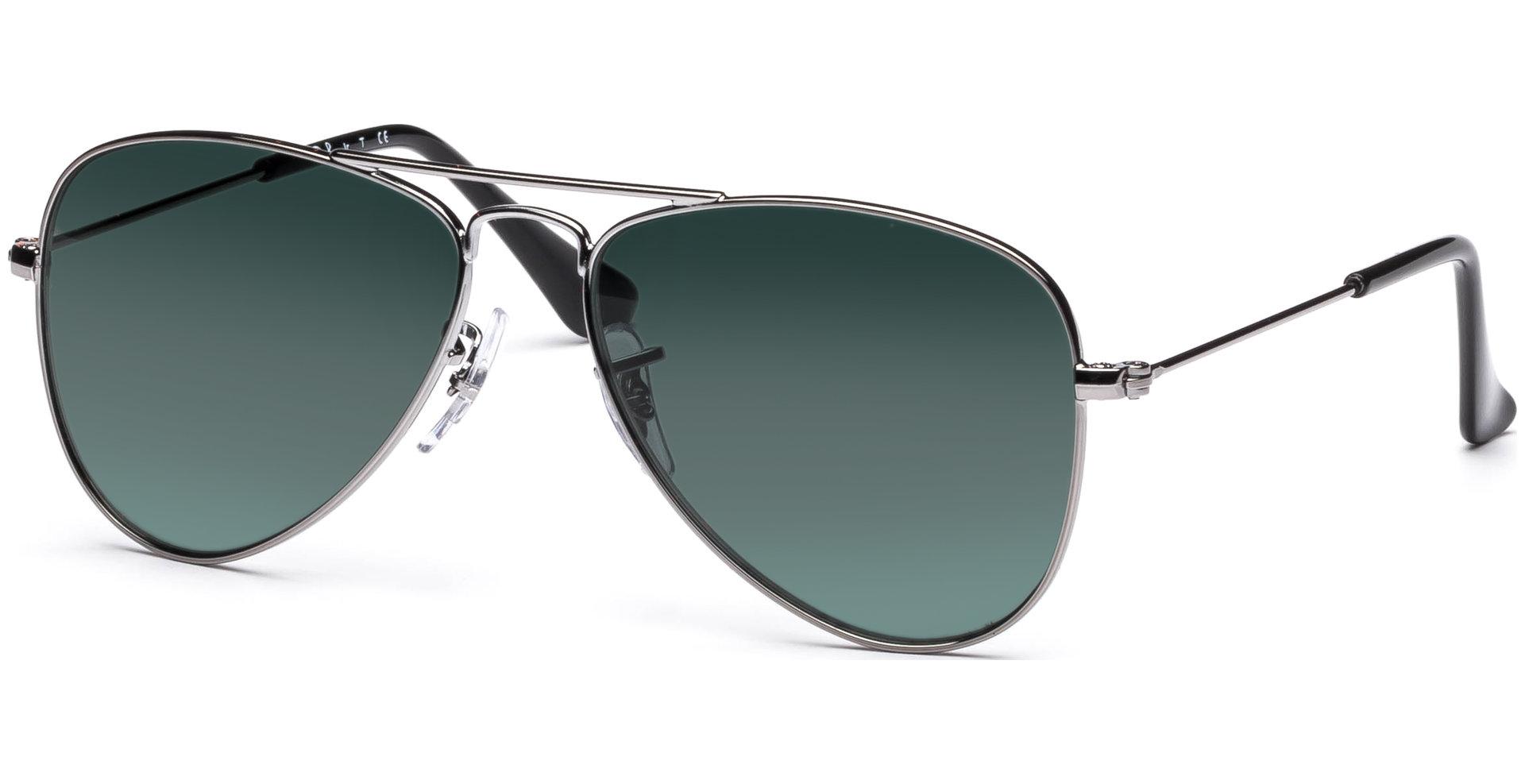 ray ban junior 9506s 200 71 5013 gunmetal green von. Black Bedroom Furniture Sets. Home Design Ideas