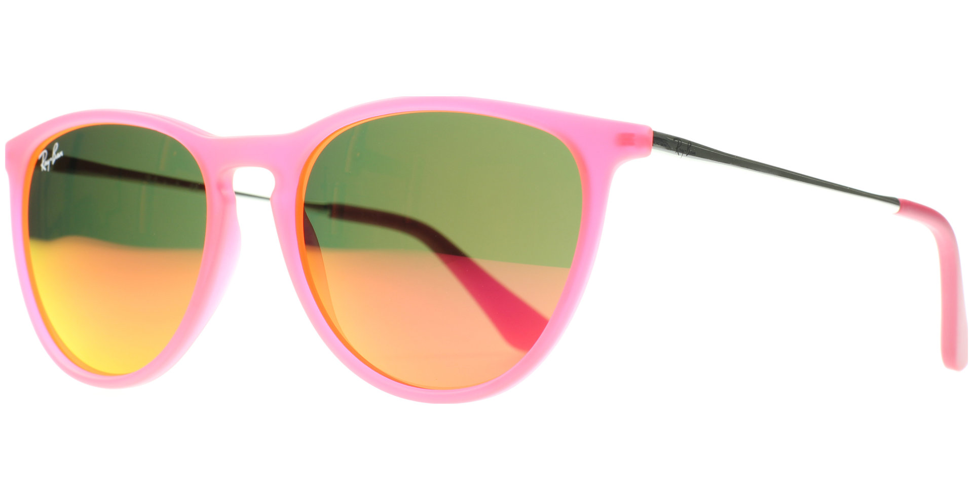 ray ban junior 9060s 70096q 5015 pink von lensbest. Black Bedroom Furniture Sets. Home Design Ideas