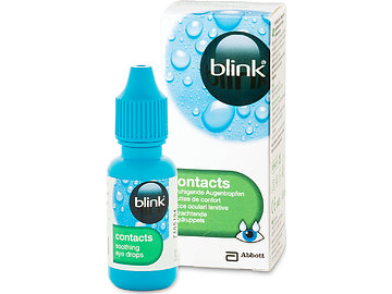 blink contacts von Abbott Medical Optics AMO