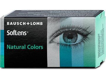 bausch lomb soflens natural colors 1x2 von lensbest. Black Bedroom Furniture Sets. Home Design Ideas