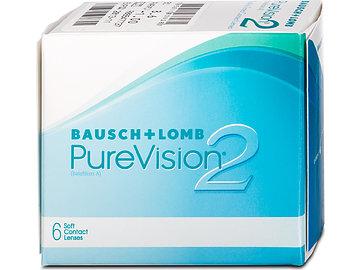 bausch lomb purevision 2 hd 1x6 von lensbest. Black Bedroom Furniture Sets. Home Design Ideas