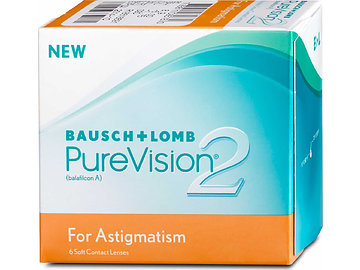 bausch lomb purevision 2 hd for astigmatism 1x6. Black Bedroom Furniture Sets. Home Design Ideas