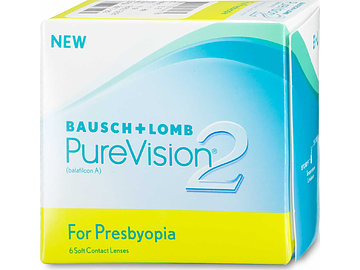bausch lomb purevision 2 hd for presbyopia 1x6 von. Black Bedroom Furniture Sets. Home Design Ideas