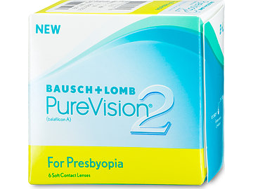 bausch lomb purevision 2 hd for presbyopia 2x6 von. Black Bedroom Furniture Sets. Home Design Ideas