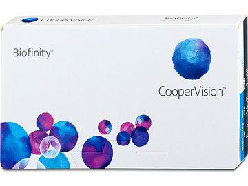 cooper vision biofinity 1x3 von lensbest. Black Bedroom Furniture Sets. Home Design Ideas