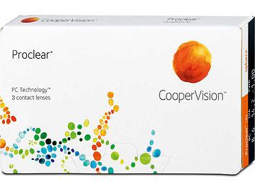 cooper vision proclear 1x3 von lensbest. Black Bedroom Furniture Sets. Home Design Ideas