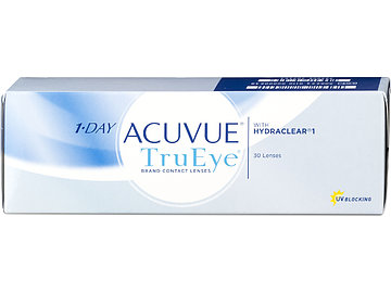 1-Day Acuvue TruEye (1x30), BC 9,0 von Johnson & Johnson