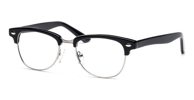Juke 4817 schwarz/silber von Lennox Eyewear