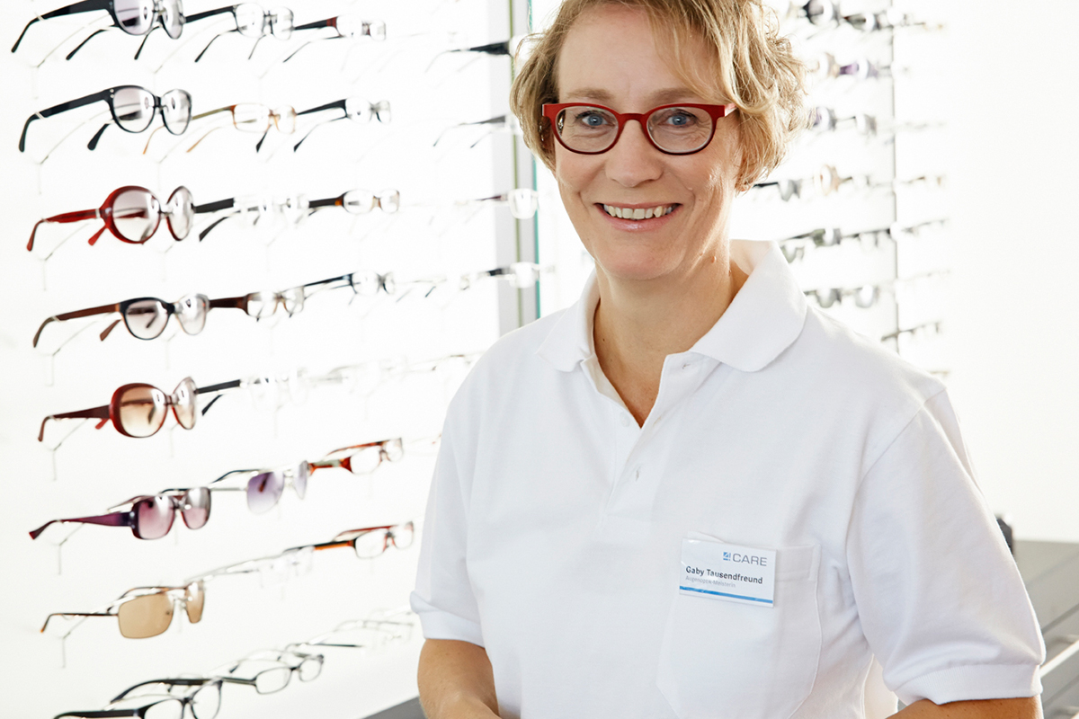 Unser Optikstudio in Kiel