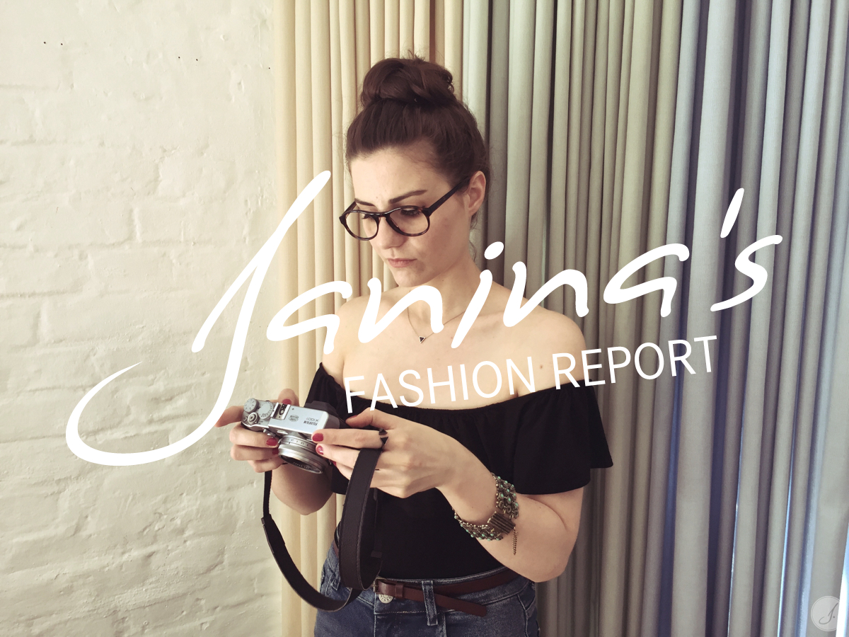 Janina's Fashion Report: Interview mit Christine Lipski