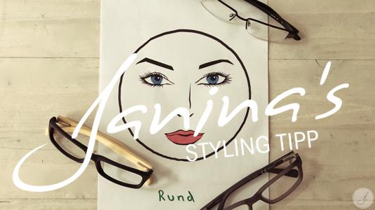 Janinas Styling Tipp Brillen Für Runde Gesichter Lensbest Blog