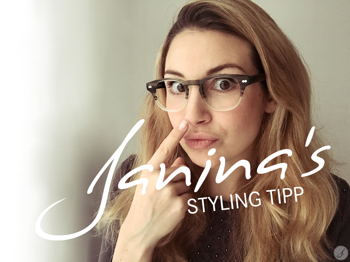 janina 39 s styling tipp nasen brille im einklang lensbest lensbest blog. Black Bedroom Furniture Sets. Home Design Ideas