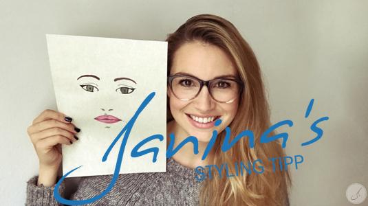 Janinas Styling Tipp Augenbrauen Lensbest Blog
