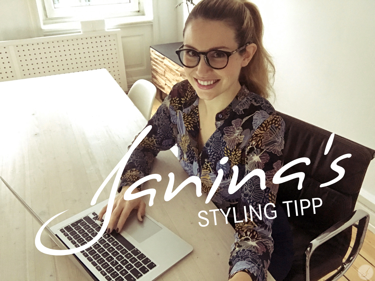 Janina S Styling Tipp Buro Outfits Lensbest Blog