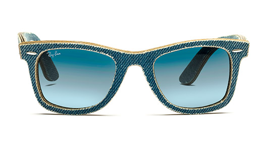 Ray-Ban Wayfarer in Jeans-Optik