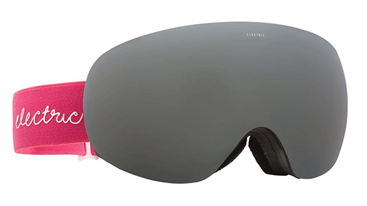 Electric Skibrille in Pink