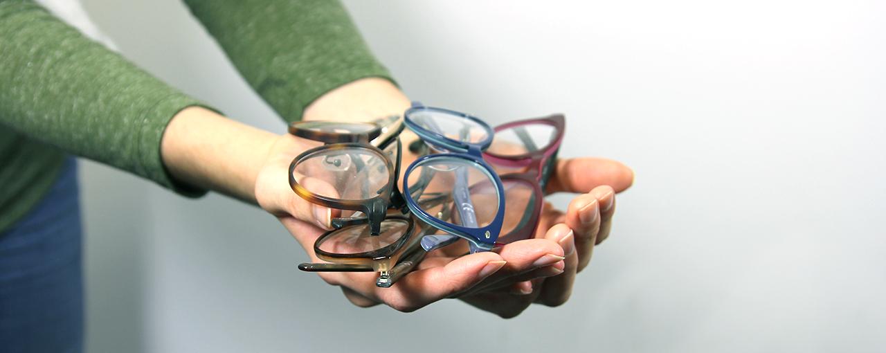 Brille Entsorgen