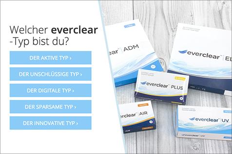 abholen Original Kauf verschiedenes Design Kontaktlinsen von everclear ab 2,99€ | Lensbest