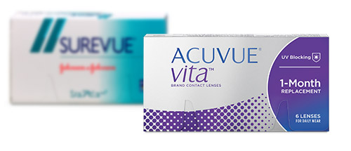 Johnson & Johnson Acuvue vita